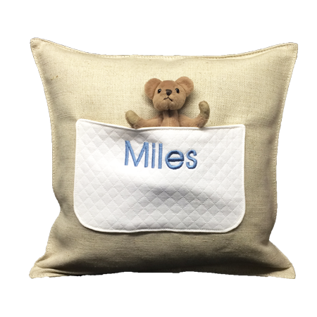monogrammed-baby-pillows