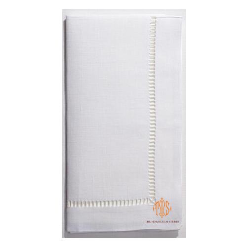 grande-hemstitch-napkins-white-linen-the-monogram-studio