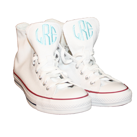 Personalized Converse High Top  1e9c2c21c