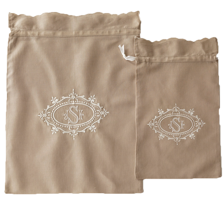 monogrammed-laundry-and-shoe-bag