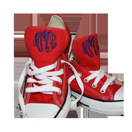 monogrammed-sneakers