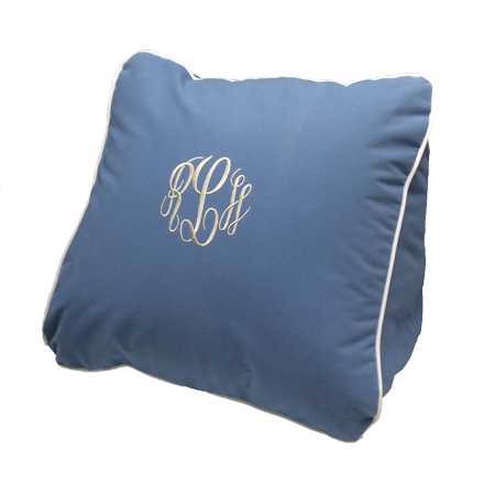 monogrammed-tv-wedge-pillow