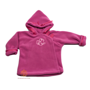 monogrammed-fleece-jackets-for-toddlers