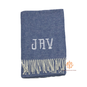monogrammed-luxury-throw