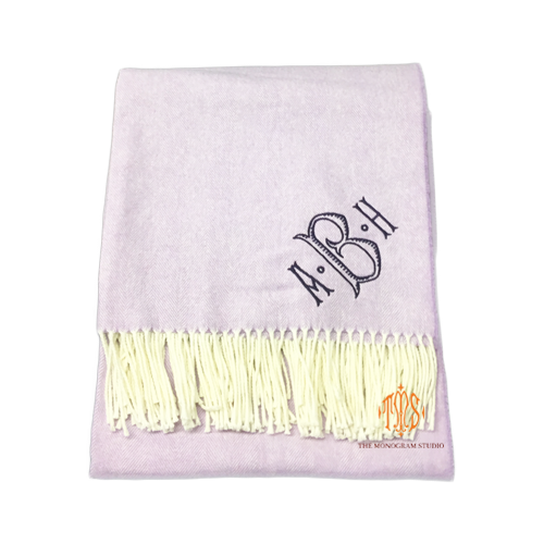personalized-blanket-lilac