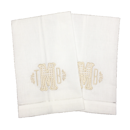 personalized-hemstich-towels