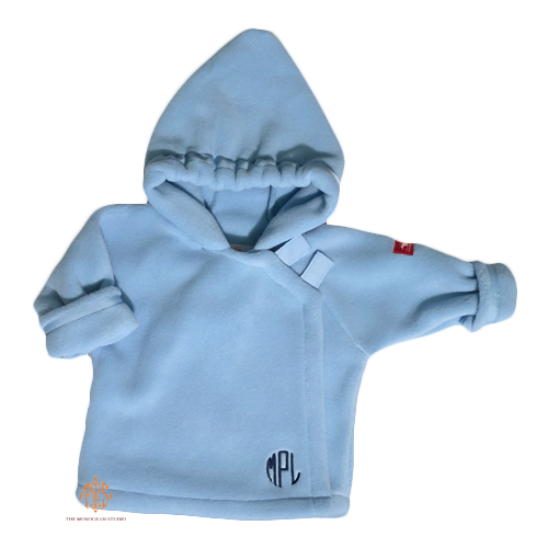 kids-fleece-jacket-monogrammed-monogram-studio