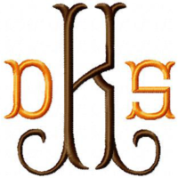 three_initial_monogram