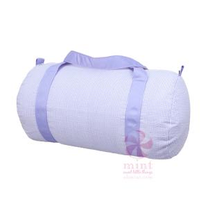 lilac-seersucker-ohmint-duffel-bag