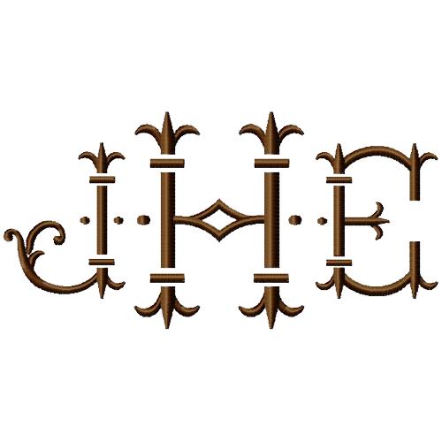 signature monograms