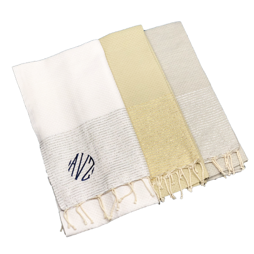 Fouta-towels-lurex