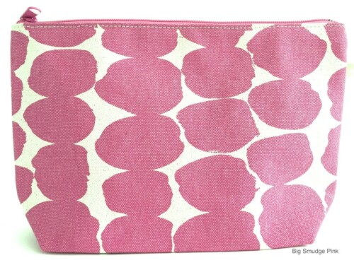 monogrammed pouch set