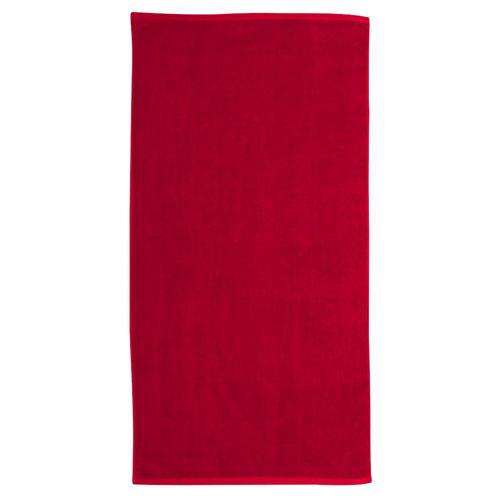 best-camp-towels-monogrammed-red