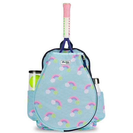 rainbow-tennis-backpack